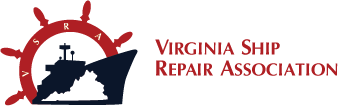 virginia ship repair assoc logo