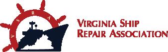 virginia ship repair assoc logo